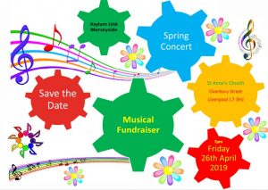 ALM Spring Concert Friday 26th April